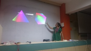 30. Mithu Demonstrating DirectX Project